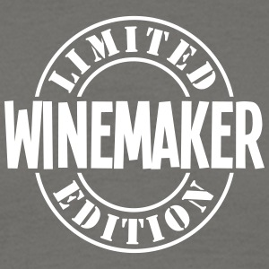 winemaker limited edition stamp - Men's T-Shirt