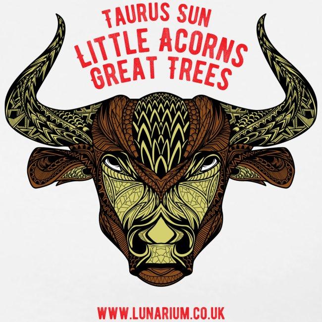 Taurus Sun Men's Premium T-Shirt