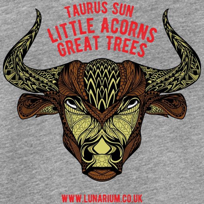 Taurus Sun Men's Premium Tank Top