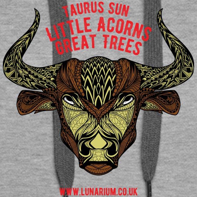 Taurus Sun Women's Premium Hoodie
