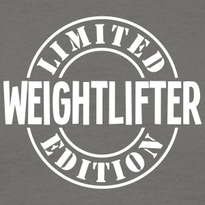 weightlifter limited edition stamp - Men's T-Shirt