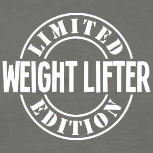 weight lifter limited edition stamp - Men's T-Shirt