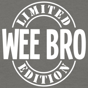 wee bro limited edition stamp - Men's T-Shirt