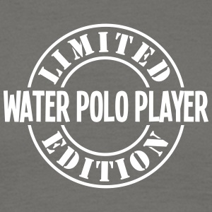 water polo player limited edition stamp  - Men's T-Shirt