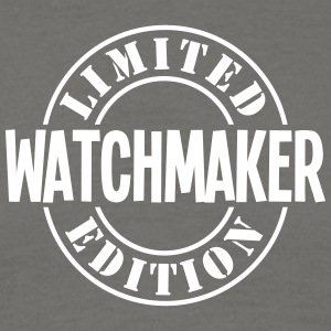 watchmaker limited edition stamp - Men's T-Shirt