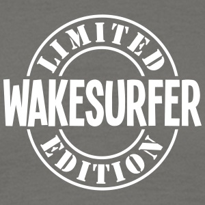 wakesurfer limited edition stamp - Men's T-Shirt