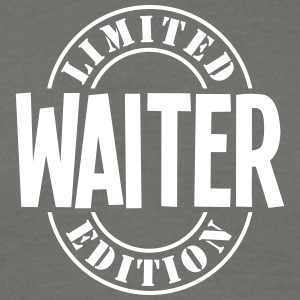 waiter limited edition stamp - Men's T-Shirt