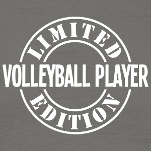 volleyball player limited edition stamp  - Men's T-Shirt