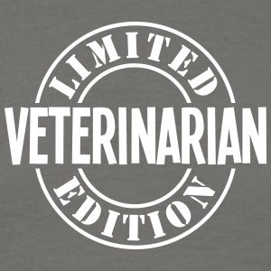 veterinarian limited edition stamp - Men's T-Shirt
