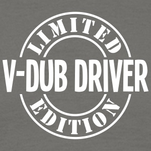 vdub driver limited edition stamp - Men's T-Shirt
