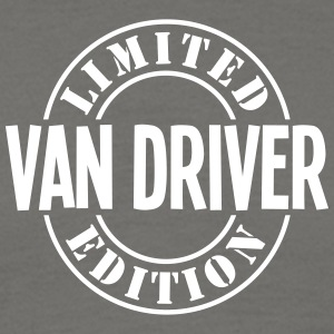 van driver limited edition stamp - Men's T-Shirt