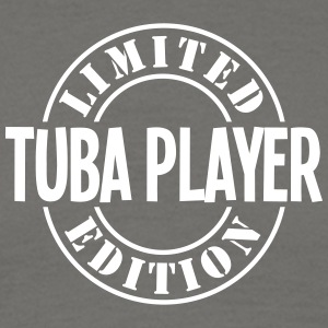 tuba player limited edition stamp - Men's T-Shirt
