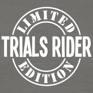 trials rider limited edition stamp - Men's T-Shirt