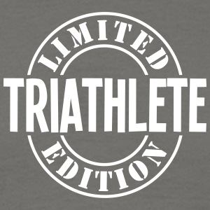 triathlete limited edition stamp - Men's T-Shirt