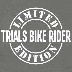 trials bike rider limited edition stamp  - Men's T-Shirt