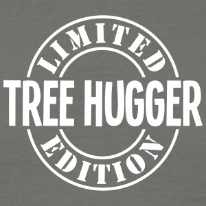 tree hugger limited edition stamp - Men's T-Shirt