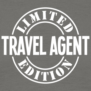 travel agent limited edition stamp - Men's T-Shirt