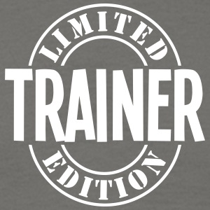 trainer limited edition stamp - Men's T-Shirt