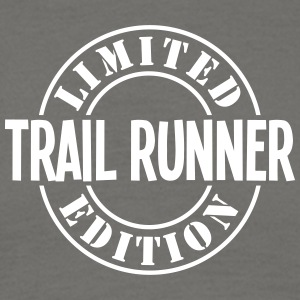 trail runner limited edition stamp - Men's T-Shirt