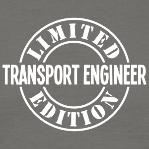 transport engineer limited edition stamp - Men's T-Shirt