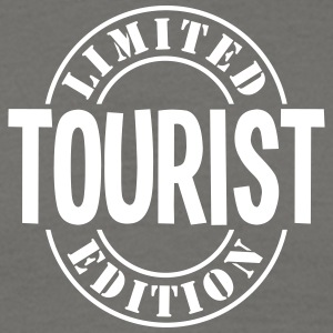 tourist limited edition stamp - Men's T-Shirt