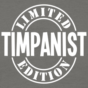 timpanist limited edition stamp - Men's T-Shirt