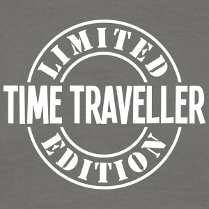 time traveller limited edition stamp cop - Men's T-Shirt