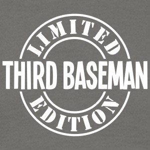 third baseman limited edition stamp - Men's T-Shirt