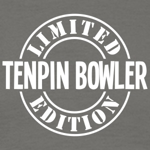 tenpin bowler limited edition stamp - Men's T-Shirt