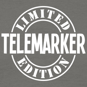 telemarker limited edition stamp - Men's T-Shirt
