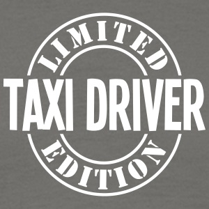 taxi driver limited edition stamp - Men's T-Shirt