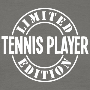 tennis player limited edition stamp - Men's T-Shirt
