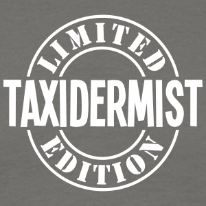 taxidermist limited edition stamp - Men's T-Shirt