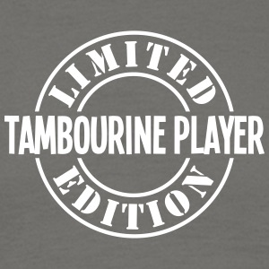 tambourine player limited edition stamp  - Men's T-Shirt