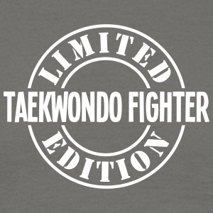 taekwondo fighter limited edition stamp  - Men's T-Shirt