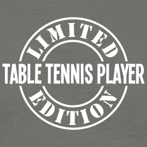 table tennis player limited edition stam - Men's T-Shirt