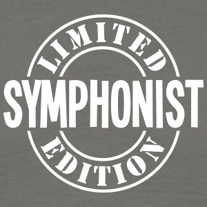 symphonist limited edition stamp - Men's T-Shirt