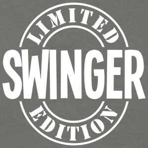 swinger limited edition stamp - Men's T-Shirt