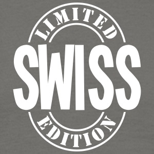 swiss limited edition stamp - Men's T-Shirt