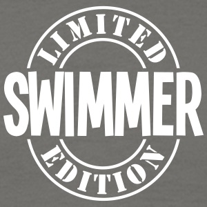 swimmer limited edition stamp - Men's T-Shirt