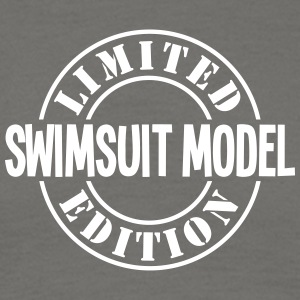 swimsuit model limited edition stamp cop - Men's T-Shirt