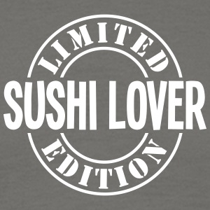 sushi lover limited edition stamp - Men's T-Shirt