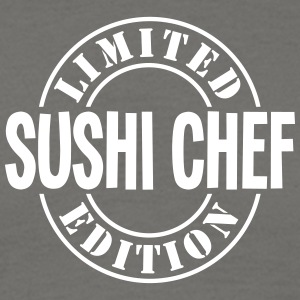 sushi chef limited edition stamp - Men's T-Shirt