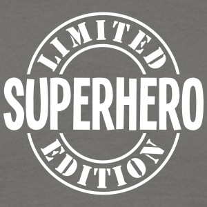 superhero limited edition stamp - Men's T-Shirt