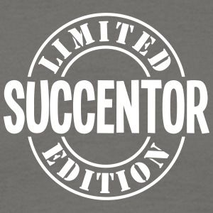 succentor limited edition stamp - Men's T-Shirt
