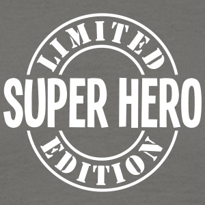 super hero limited edition stamp - Men's T-Shirt
