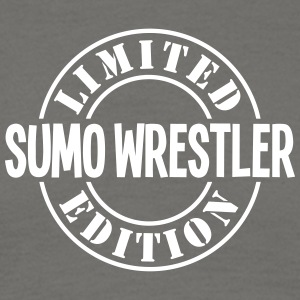 sumo wrestler limited edition stamp - Men's T-Shirt