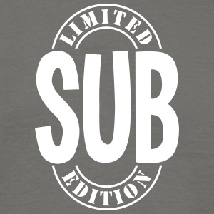 sub limited edition stamp - Men's T-Shirt