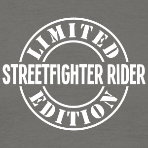 streetfighter rider limited edition stam - Men's T-Shirt