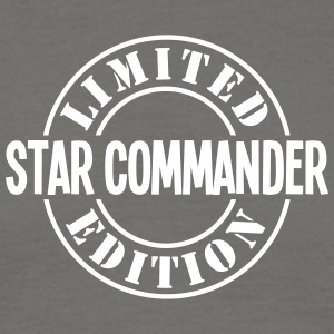 star commander limited edition stamp cop - Men's T-Shirt